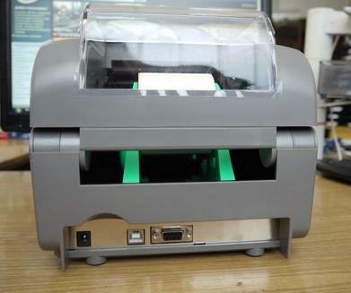 Два інтерфейса підключення USB та RS 232