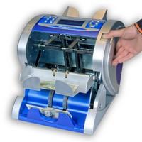 Конструкция счетчика банкнот «Magner 150 Digital» обеспечивает легкий и быстрый доступ к тракту.