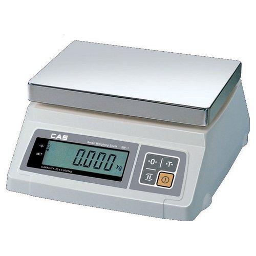 Весы фасовочные CAS SW-5 - vostok.dp.ua | Купить Весы фасовочные CAS SW-5