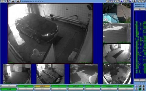"Video surveillance system ""Patriot"" at the car wash ""Carting"" (Dnepropetrovsk)"