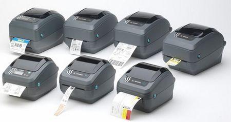 Настольные принтеры этикеток Zebra
