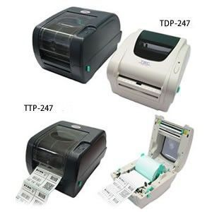 Label printer TSC