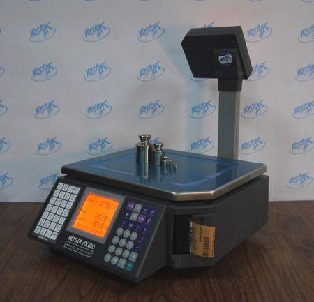 Весы для печати этикеток